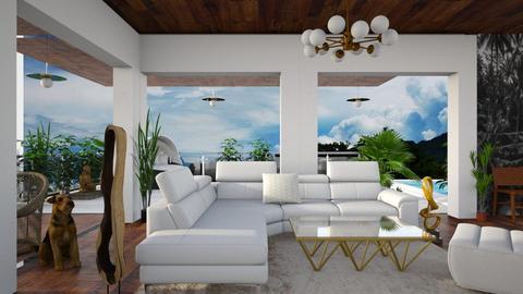 t - Living room - by yulamalina