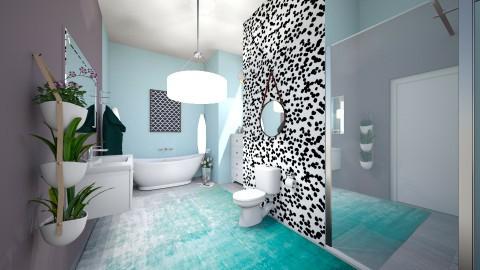 Hotel101_Bathroom - by YasmeenWahid