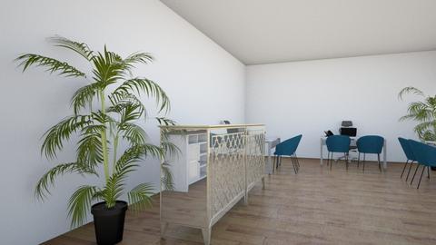 Reisenbuero Sorgenfrei  - Office - by annekoppitz