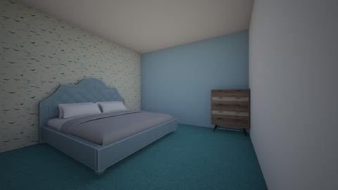 bed - Bedroom - by lol1978