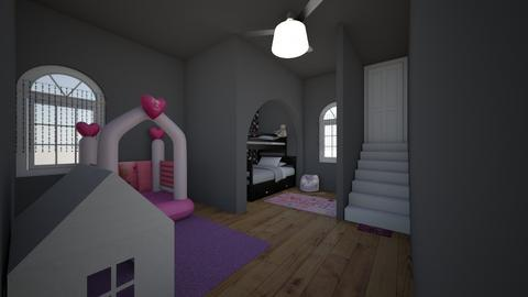 My little Princesses - Kids room - by kay2004