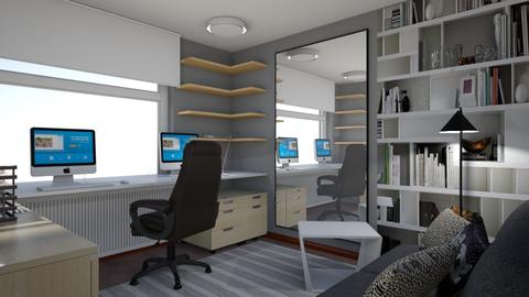 home office - Office - by chania