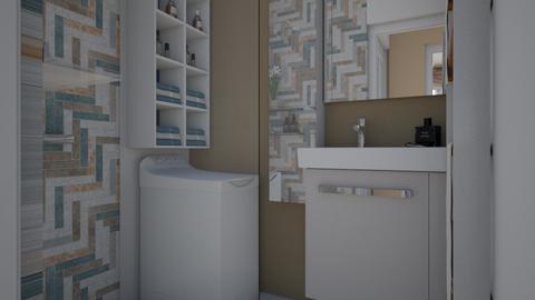 Treasure_Bath - Bathroom - by Laurika