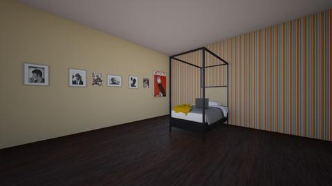 satya - Bedroom - by satyaiscool