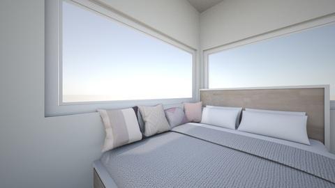 mnkln - Bedroom - by Laura Reenberg