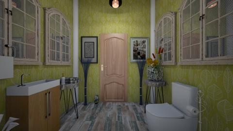 guest bathroom 12 - Bathroom - by GeGe Kanthip