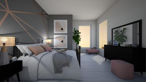 f - Bedroom - by laurencowper