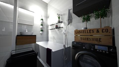 4 - Bathroom - by kinia21