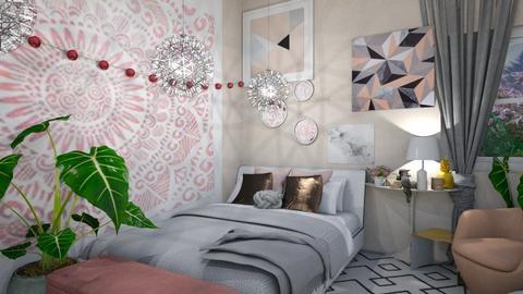 vsco remix - Feminine - Bedroom - by HIHELLOHI