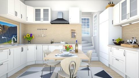 kitchen - Kitchen - by jarkaD
