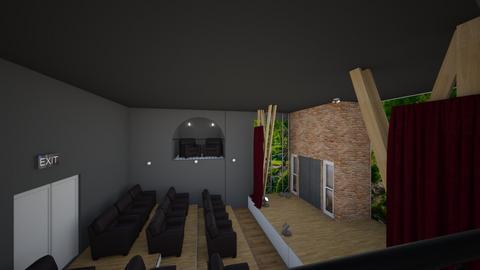 Theater - by JarvisLegg