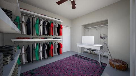 Overcrest Office Closet - Office - by natalielsherman
