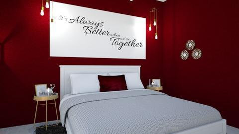 our - Bedroom - by chaimae saidoun