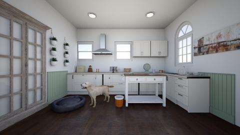 kitchen - Kitchen - by PaisleyApril26