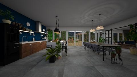 ygf - Kitchen - by TRMVM