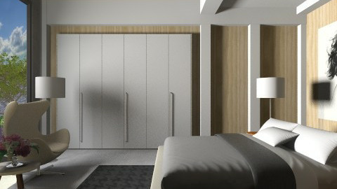 Whitemick Bedroom - Modern - Bedroom - by 3rdfloor