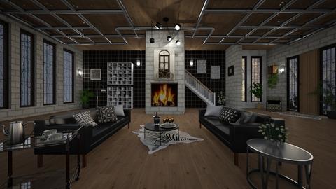 ARTISAN Floor - by lydiaenderlebell