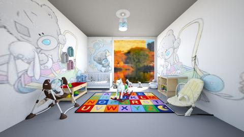 Parker - Kids room - by Laura DROUHARD_58