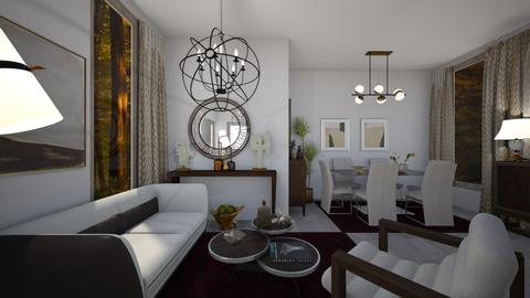M_ Autumn - Living room - by milyca8