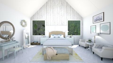 room2 - Rustic - Bedroom - by Ali Ruth