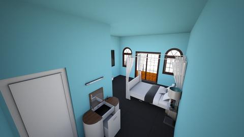 Dreamworks - Modern - Bedroom - by cupcake_geek2020