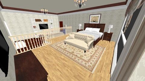 master bedroom - Bedroom - by lorenz