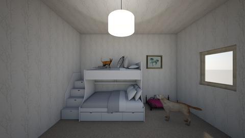 li - Kids room - by Sheshe123
