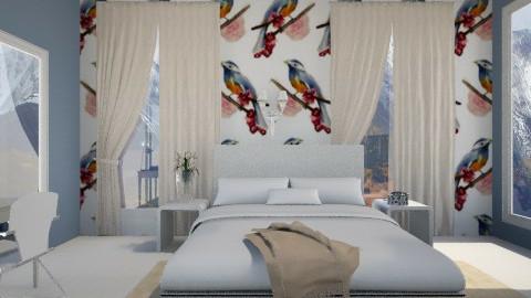 Bedroom - Bedroom - by beccamc
