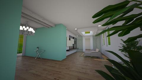 Sala - Living room - by TenSecret