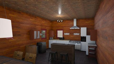 Kitchen final  - Classic - Kitchen - by Cereakliker4Lyf