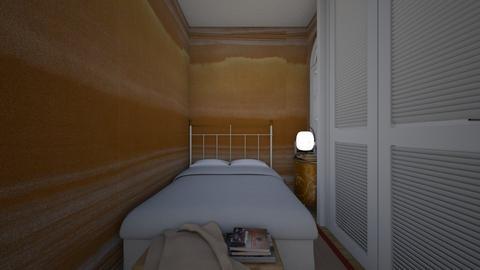 Casa208Bedroom - Eclectic - Bedroom - by nickynunes