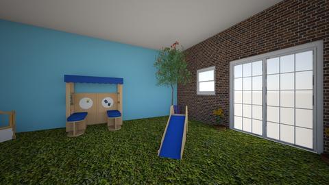 Brandon Playground - Garden - by BCEWZCZFDSLKZVESRMRLMKDUWUNDQVT