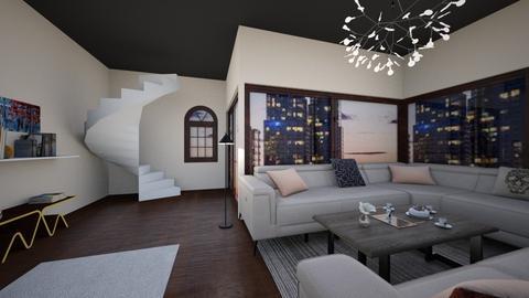 NY apartment  - by secret_girl91