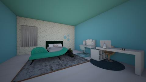 seaside wonder - Classic - Bedroom - by doodle2000
