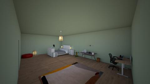 Irving Smith - Bedroom - by Rsvo64