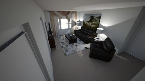 new clean living room  - Living room - by diorrnicholson812