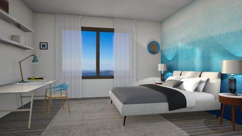 my room - Feminine - Bedroom - by tolo13lolo