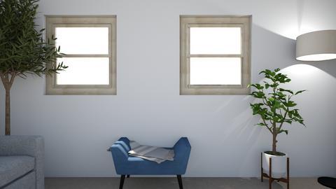 Apartment Living Room  - Living room - by brandi_moore21
