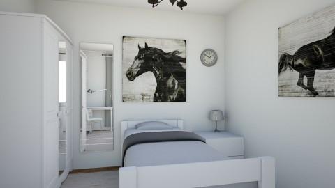ann1 - Bedroom - by alexxx97