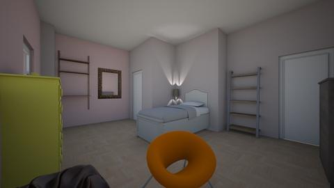 Mom doing annas room - by annatyler08