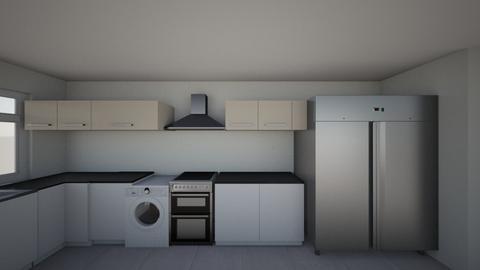 Lisas kitchen - Kitchen - by laisey