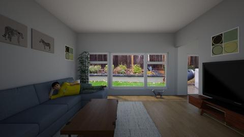Zooie 127 326 - Living room - by zooie_foo