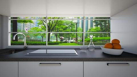 Welcome - Kitchen - by MD Builder