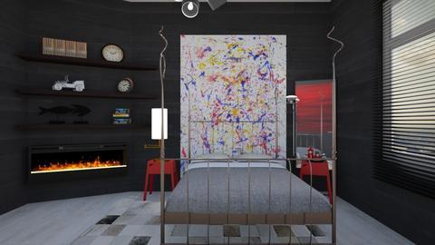 Splash  - Bedroom - by Tree Nut
