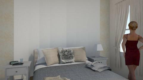 circular wall - Bedroom - by fairydust774