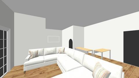 Living Room 36th Lane - Living room - by amiamberlynn