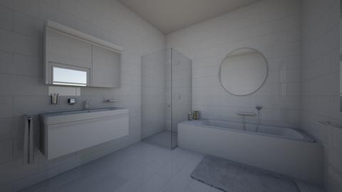 small apartmam - Modern - Bathroom - by pavelovas