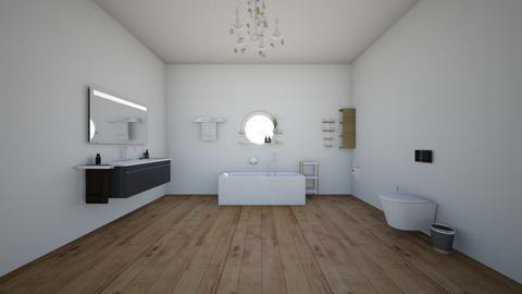 Cool - Bathroom - by seventeen_caratluv