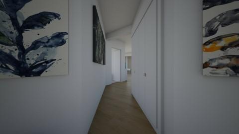 2BR_2BA Hallway 1 - by Lele03
