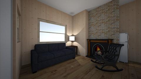 Oklahoma cabin - by doctorsamiakhan